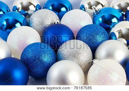 Bright Sparkling Christmas Balls