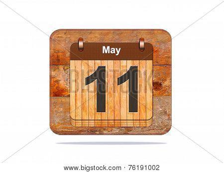 May 11.