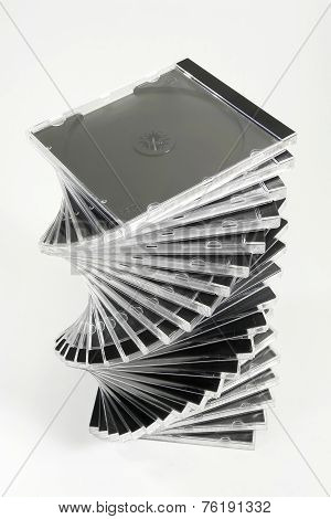 Stack Of Cd