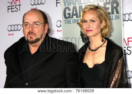 LOS ANGELES - NOV 10:  James Toback, Guest at the