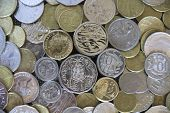 picture of platypus  - A collection of Australian coins highlighting a full set - JPG