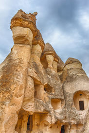 pic of phallus  - Fairy tale chimney rocks in Pasabg  - JPG