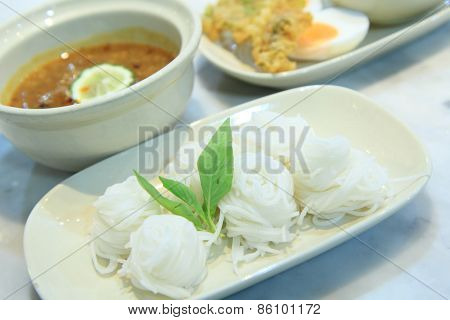 Fermented Rice Flour Noodles