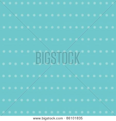 Seamless Polka Dot Pattern, Vector Background.