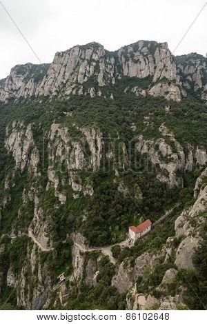 The Cliffs of Montserrat