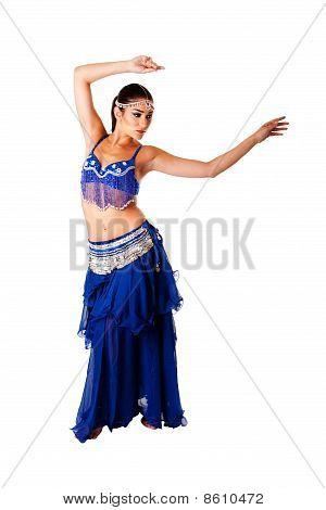 Arabic Belly Dancer