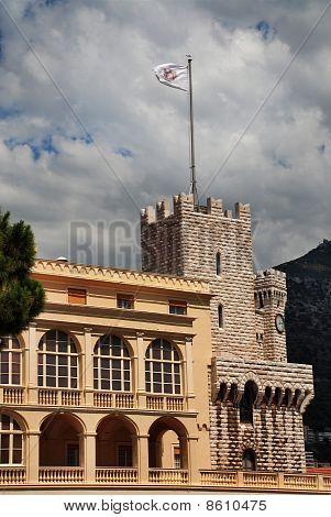 Principado de Palacio del príncipe de Mónaco