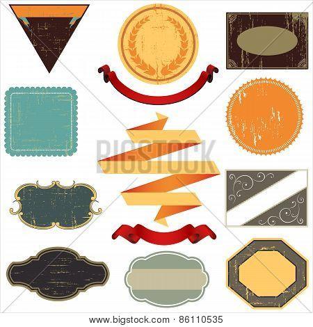 Vintage Labels Designs