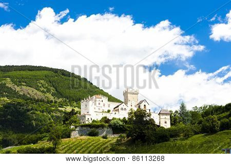 Coira Castle, Schluderns, Alto Adige, Italy