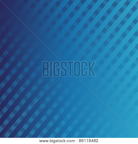 Blue abstract background stripe pattern texture may use for business or high tech advertising