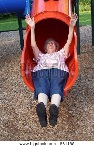 Sliding Grandmother 5