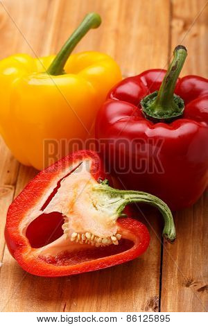 The Sweet Pepper