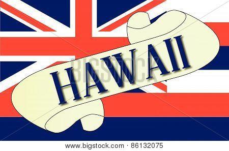 Hawaii Scroll
