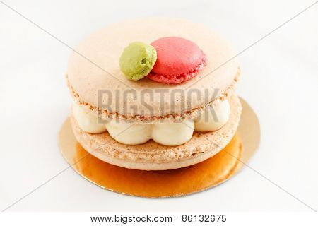 macaroon pastry