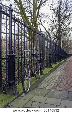 Vondelpark, Amsterdam. Is A Public Urban Park Of 47 Hectares (120 Acres), Opened In 1865