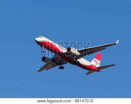 Tupolev Tu-204, Red Wings Airlines