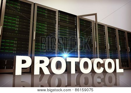 protocol against server towers