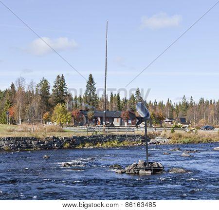 LAPLAND, SWEDEN ON SEPTEMBER 23
