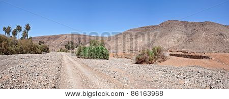 Fuerteventura - Trail from Buen Paso to Ajui