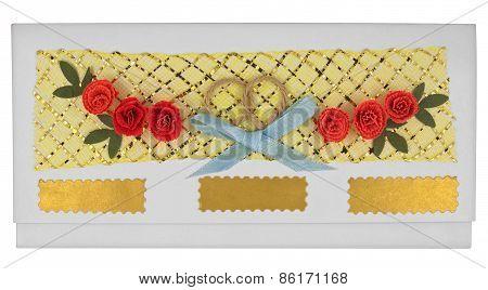 Envelope For Wedding
