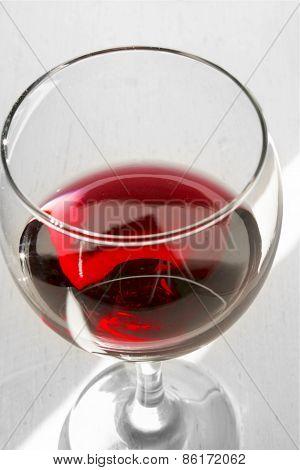 Glassof Red Wine