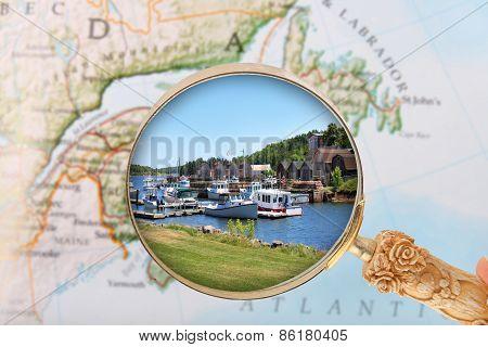 Montague, Pei, Canada