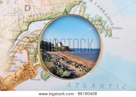 Panmure, Prince Edward Island