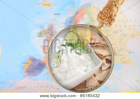 Tzatziki From Greece