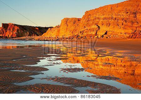 Portugal Seashore
