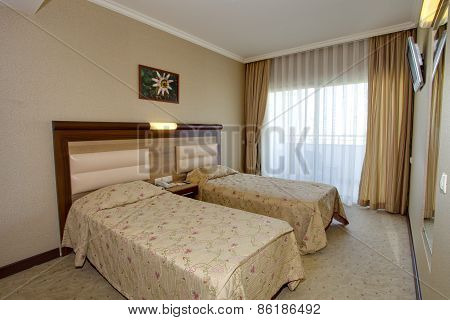 Cozy room in residential complex