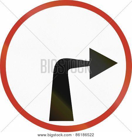 Turn Right Ahead 1953