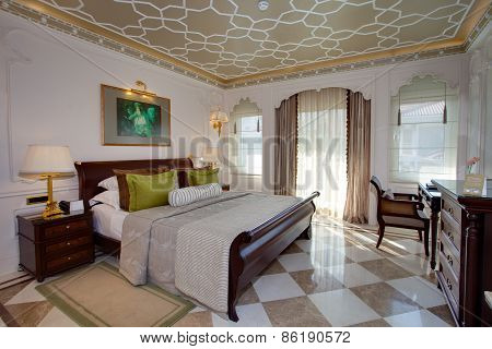 Luxury room interior