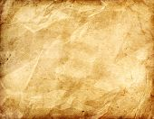 pic of taupe  - Old brown paper texture close up image - JPG
