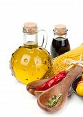 foto of vinegar  - Olive oil - JPG