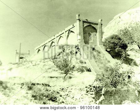 Samarkand Ulugh Beg Observatory 1962