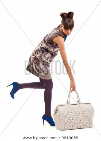 Picking Up A Big Purse