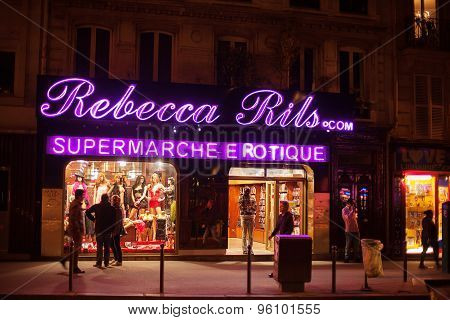 Adult Shop Paris