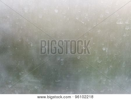 Dirty Partition Glass