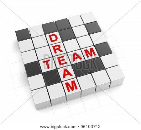 3D Crossword Series