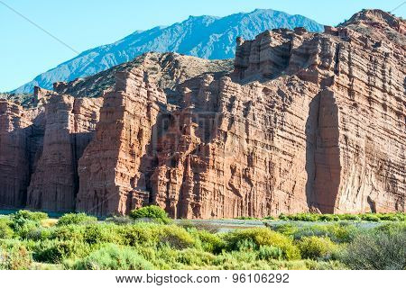 Quebrada De Cafayate, Salta, Argentina