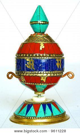 Buddist Prayer Wheel