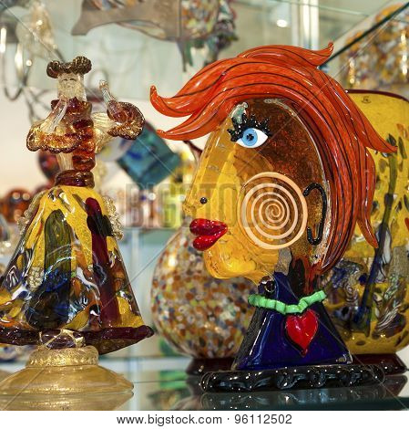 Murano Glass Artworks