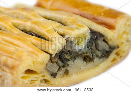 Pie With Spinach  Have Mouldy