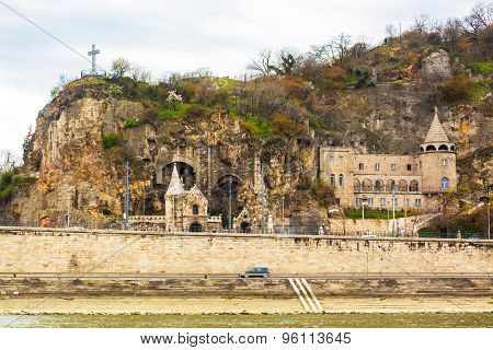 Cave Church in Budapest