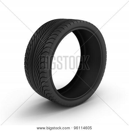 Car Tire.