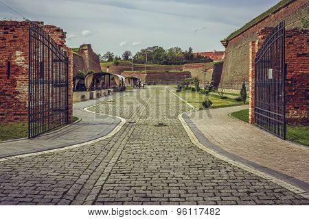 Alba Iulia Citadel, Alba Iulia, Romania