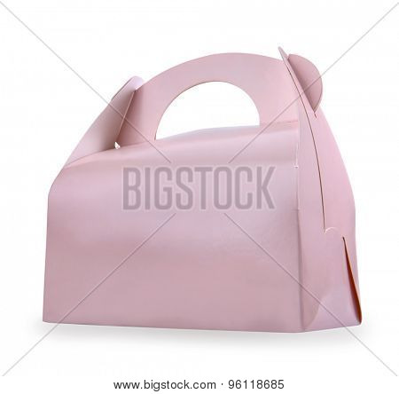 Recycle brown paper bag
