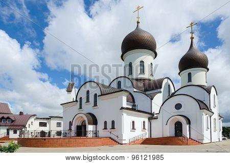 Pokrovo- Nicholas Church, Klaipeda, Lithuania