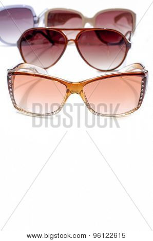 Three Trendy sunglasses