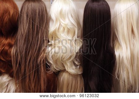 Wigs Set